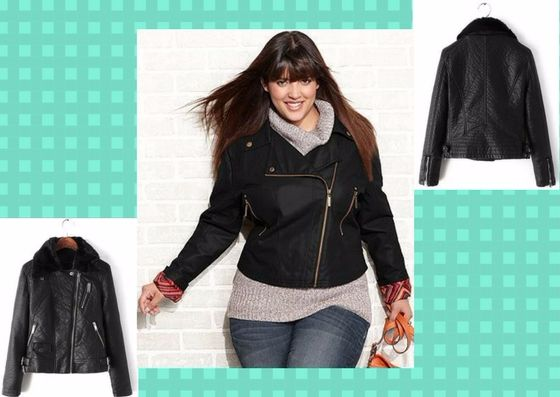 wholesale Plus Size Jackets