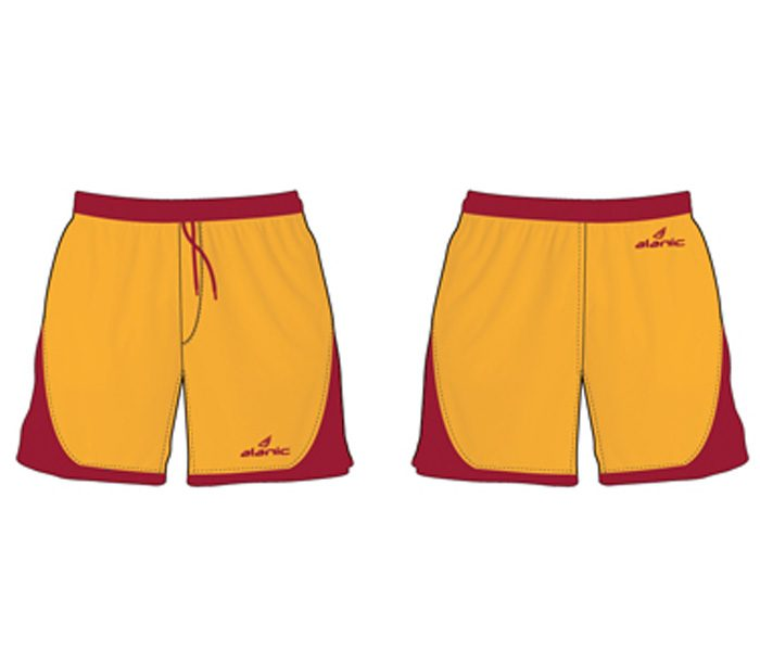 Wholesale Duo Tone Comfy Hockey Shorts