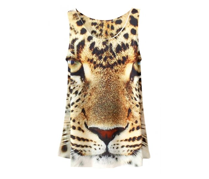 3D Thirsty Tiger Tee in UK and Australia