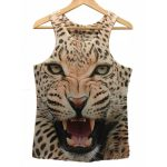 3D Tiger Sublimation Vest in UK and Australia