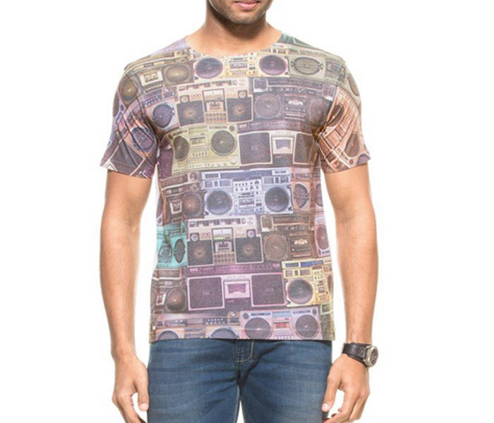 90s Rock Sublimation Tee in UK and Australia