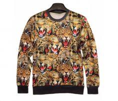 Thousand Splendid Leopards Sweatshirt in UK and Australia