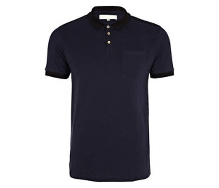 All Black Polo T Shirt in UK and Australia