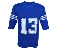 American Football Striped Jersey T -Shirt in UK and Australia