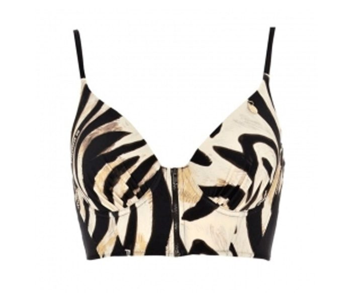 Animal Print Beach Top in UK and Australia