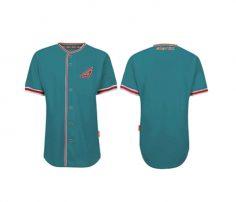 Aquamarine Green Baseball Shirt in UK and Australia