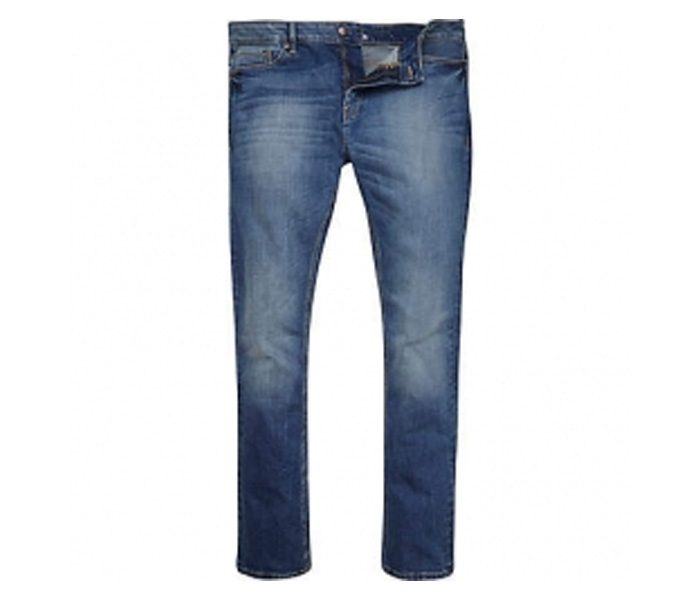 Basic Blue Denim Bottom in UK and Australia