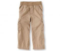 Beige Elasticized Pants in UK and Australia