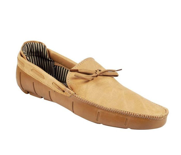 Beige Pied Piper Loafers in UK and Australia