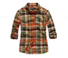 Beige, Red and Black Check Shirt in UK and Australia
