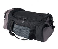 Black and Grey Smart Sports Bag in UK and Australia