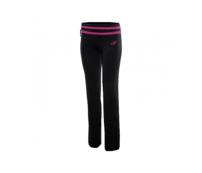 Black and Pink Track Pant