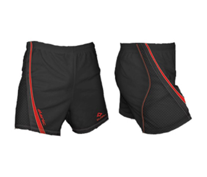 Black and Red Rugby Shorts in UK and Australia