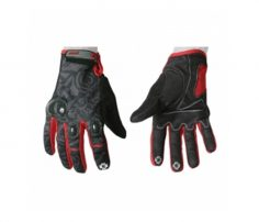 Black and Red Unisex Gloves in UK and Australia