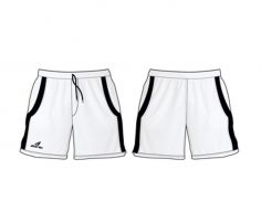 Black and White Tennis Shorts in UK and Australia