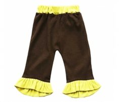 Black and Yellow Pants For Infants in UK and Australia