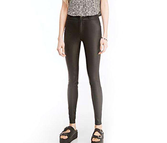 Black Fashion Leggings in UK and Australia