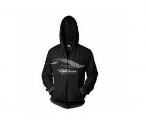 Black Hooded Jacket in UK and Australia