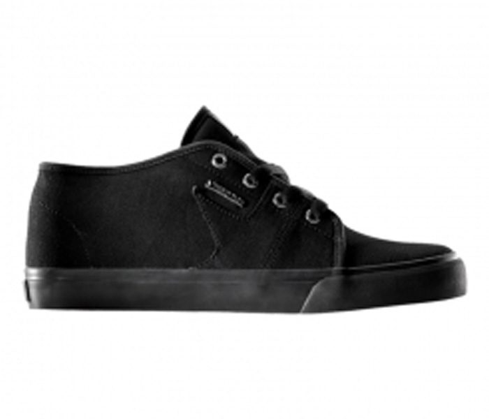 Black Lifestyle Canvas Shoes in UK and Australia