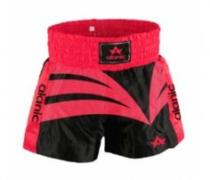 Black & Red Printed Shorts in UK and Australia