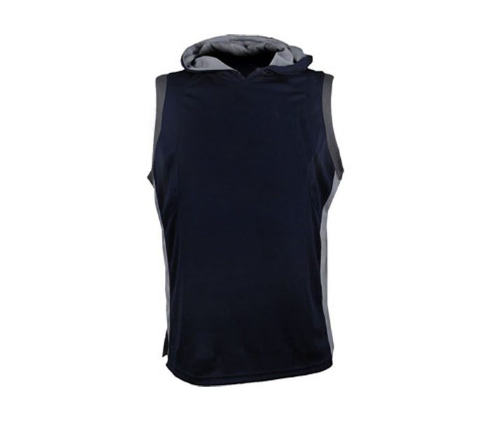 Black Sleeveless Athletic Top in UK and Australia