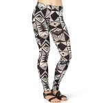 Black & White Geometric Leggings in UK and Australia