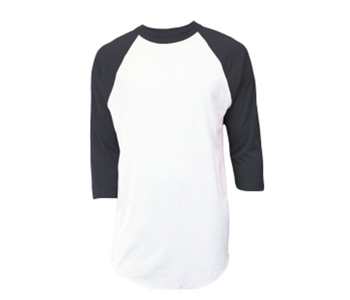 Black & White Softball Jersey in UK and Australia