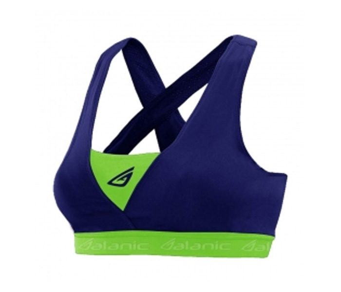 Blue and Green Contrast Bra in UK and Australia