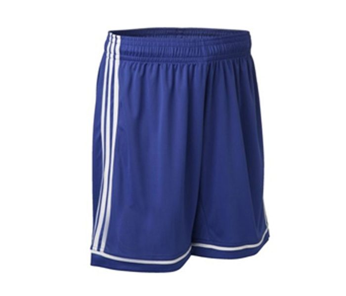 Blue and White Soccer Shorts in UK and Australia