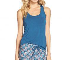 Blue Cute Ladies Sleepwear in UK and Australia