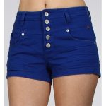 Blue High Rise Shorts in UK and Australia