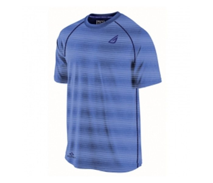 Blue Shaded Fitness Tee in UK and Australia