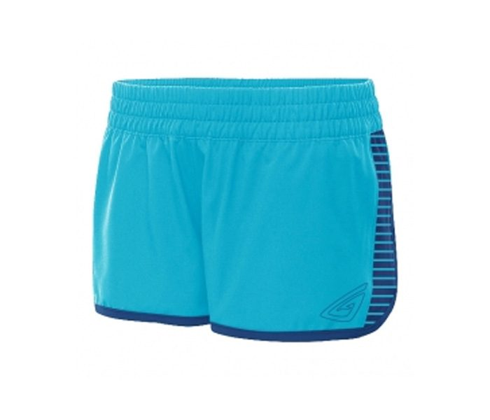 Blue Workout Boy Shorts in USA