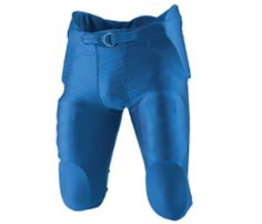 Bold Blue American Football Pants in UK and Australia