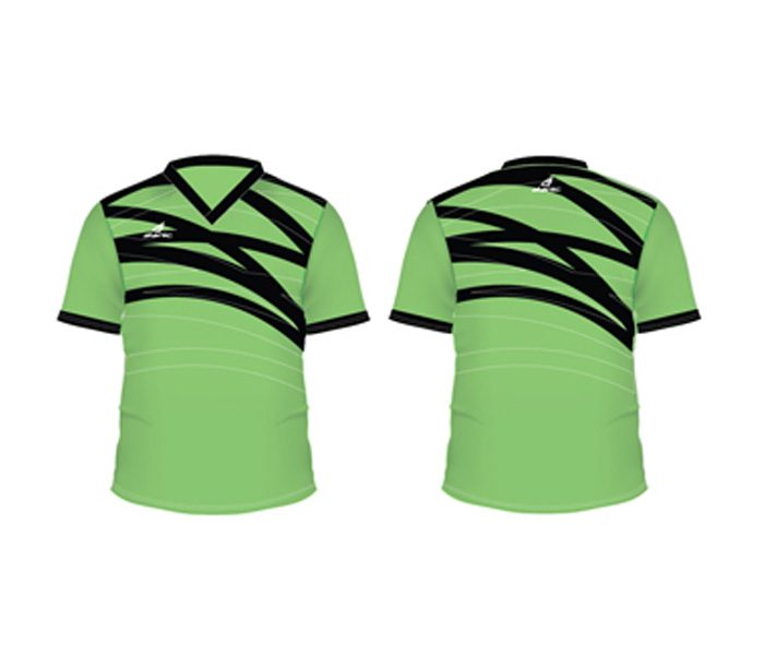 Bold Green Zigzag Tee in UK and Australia