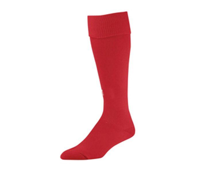 Bold Red Woolen Socks in UK and Australia