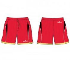 Brick Red Hockey Shorts in UK and Australia