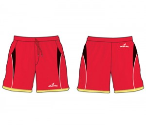 Brick Red Hockey Shorts in UK and Australia