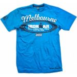 Bright Blue Marathon Tee in UK and Australia