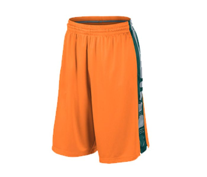 Bright Orange Basketball Shorts in UK and Australia