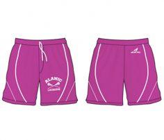 Bright Purple Lacrosse Shorts in UK and Australia
