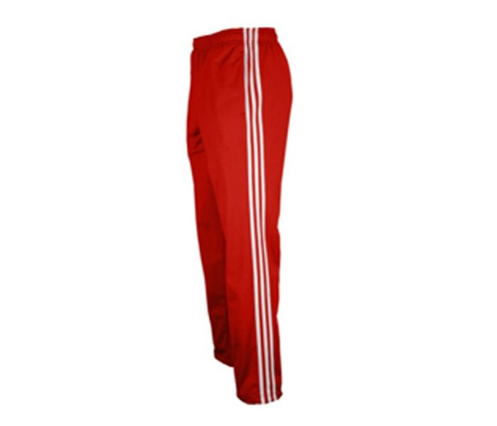 Bright Red Athletics Track Pants in UK and Australia