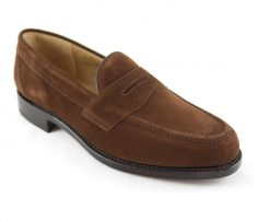 Brown Formal Loafers in UK and Australia