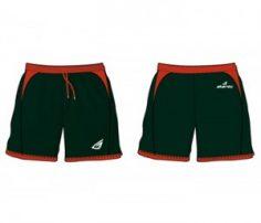 Bus Green Hockey Shorts in UK and Australia