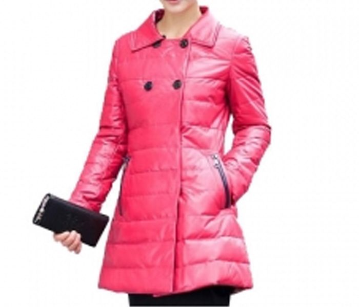 Candy Pink Winter Jacket in UK and Australia