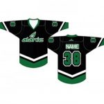Canopy Green & Black Ice Hockey T Shirt in UK and Australia