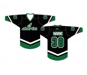Canopy Green & Black Ice Hockey T Shirt in UK and Australia