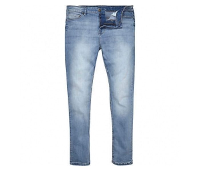 Casual Blue Denim Jean Bottom in UK and Australia