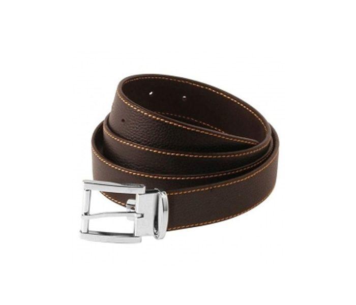 Chestnut Brown Designer Belt in UK and Australia