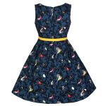 Chirpy Bright Blue Dress in UK and Australia